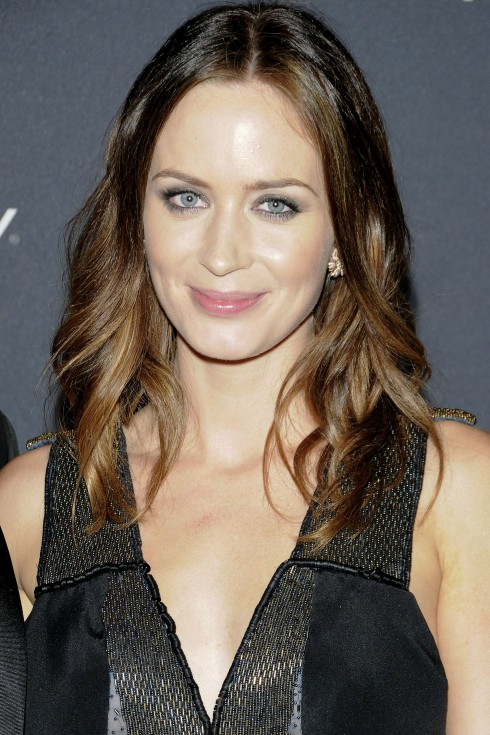Emily Blunt attends the 36th Annual Toronto International Film Festival - After-Party for 'Salmon Fishing in the Yemen' at the BlackBerry Lounge at Brassaii in Toronto, Canada.