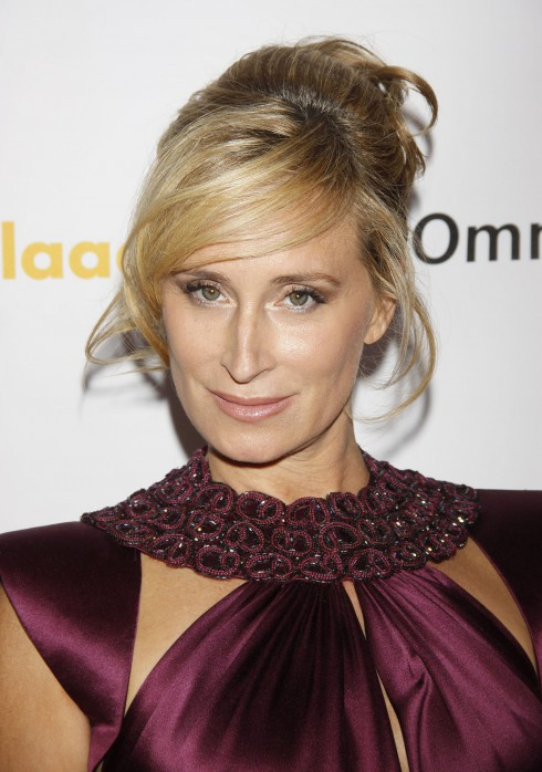 Sonja Morgan at The 2011 GLAAD Amplifier Awards, honoring the best in LGBT inclusive advertising, held at the Altman building in New York City, USA.