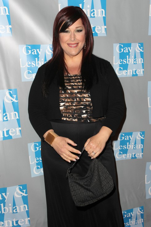 Carnie Wilson attends The L.A. Gay & Lesbian Center's 'An Evening With Women' at The Beverly Hilton Hotel in Los Angeles, California.