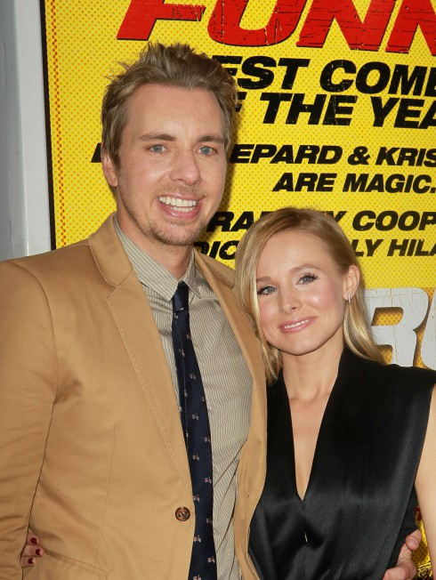 Dax Shepard and Kristen Bell have welcomed baby girl Lincoln