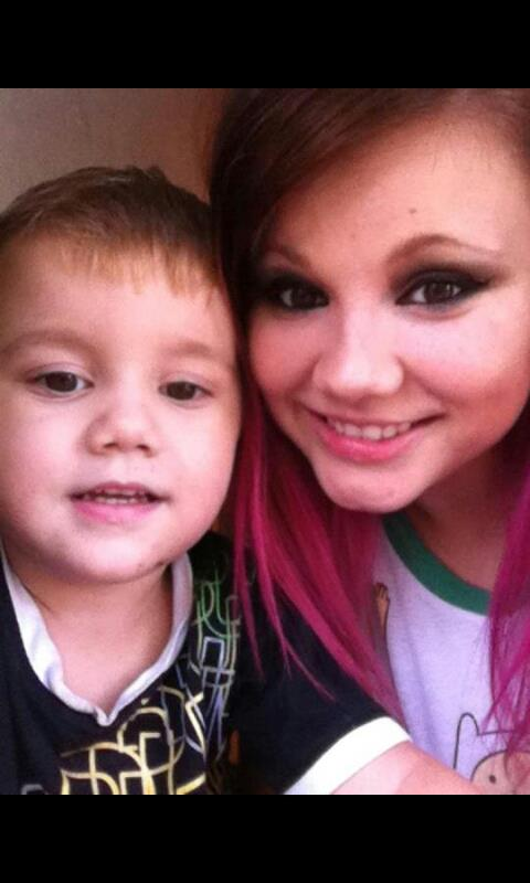16 & Pregnant season 1 star Whitney Purvis and her son