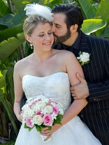 Jodie Sweetin and Marty Coyle have Beverly Hills wedding
