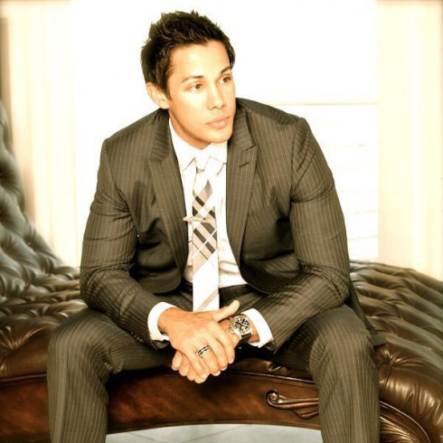 Sean Sette, boyfriend of Golnesa GG Gharachedaghi