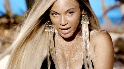 Mrs. Carter Beyonce H&M swimwear commercial