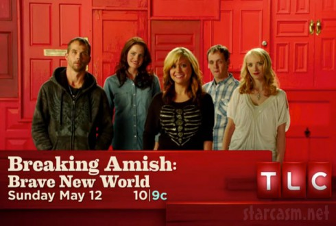 Breaking Amish Season 2 Brave New World TLC