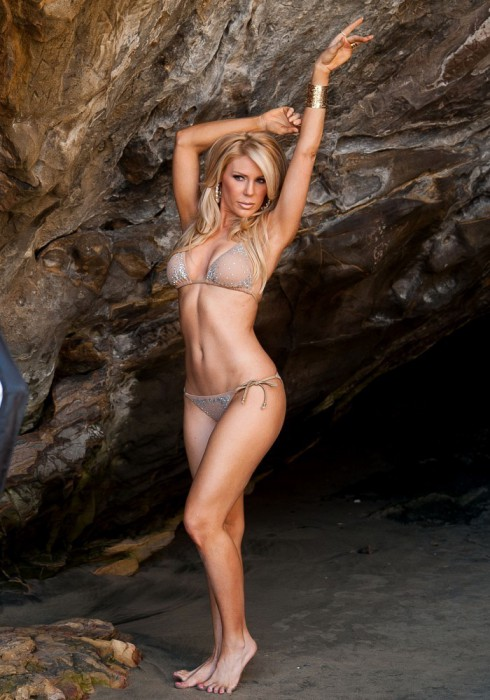 Gretchen Rossi bikini photo
