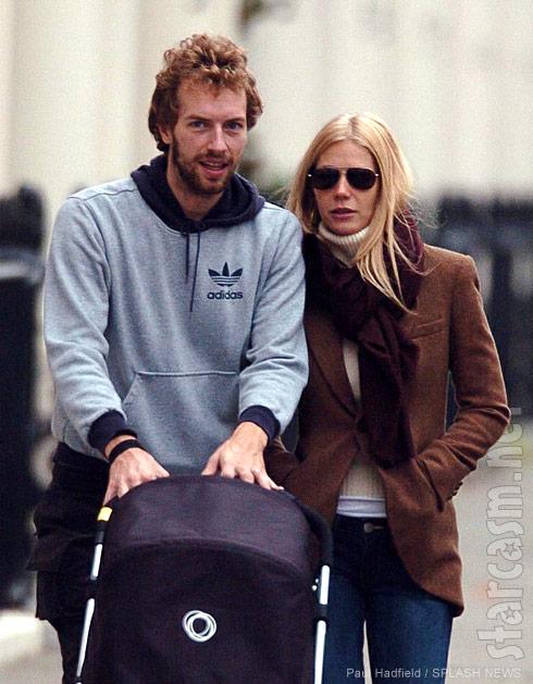 Chris martin dating gwyneth paltrow
