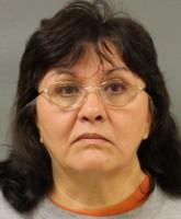 Texas teacher Irene Stokes mugshot photo
