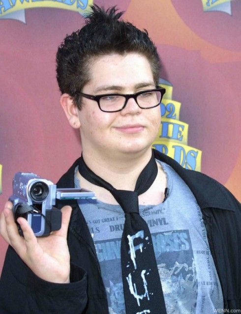 Jack Osbourne Teenager