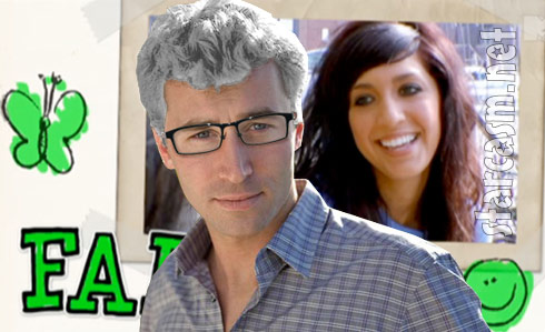 James Deen as Dr. Drew in the Teen Mom themed Farrah Abraham sex t@pe