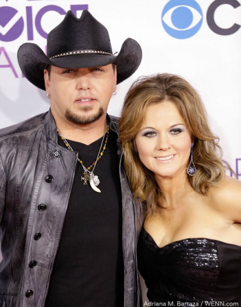 Jason Aldean and wife separate