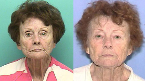 Dorothy Canfield mug shots