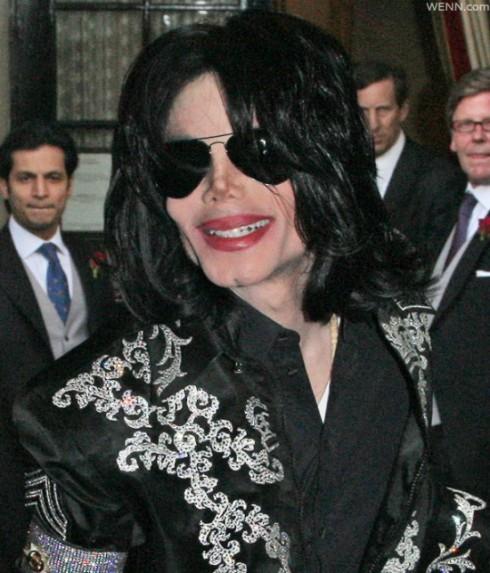 Michael Jackson This is It Tour