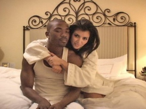Kim Kardashian sex tape with Ray J