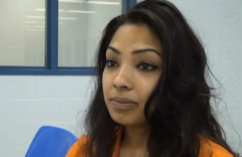 Interview with Busckwild star Salwa Amin in jail