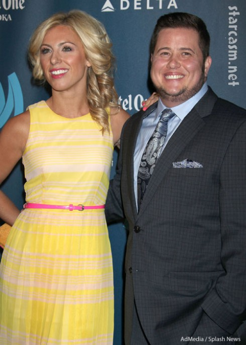 Chaz Bono Blonde Girlfriend Date  Before And After Weight -6944