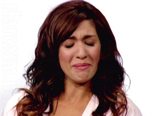 Teen Mom Farrah Abraham crying