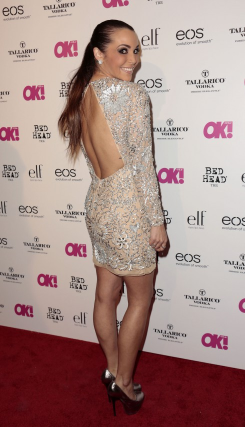Scheana Marie Jancan attends OK! Magazine's SO SEXY event at Skybar at The Mondrian Hotel in Los Angeles, CA.