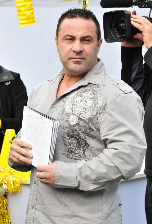 Joe Giudice turns down plea deal in identity theft case