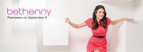 Bethenny talk show Facebook banner