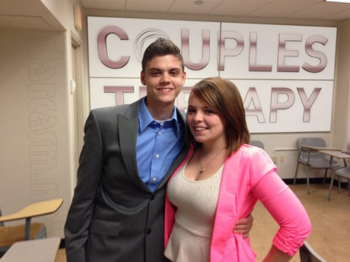 Teen Mom Catelynn Lowell and Tyler Baltierra Couples Therapy