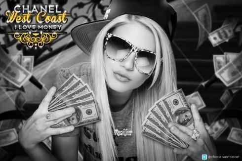Ridiculousness Chanel West Coast I Love Money