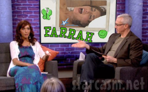 Dr. Drew Farrah Abraham sex tape debate