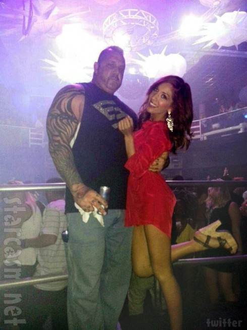 Farrah Abraham at Passion night club 22nd birthday party and Exxxotica after party