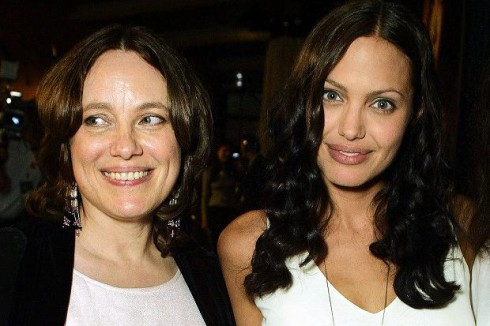 Angelina Jolie's mother