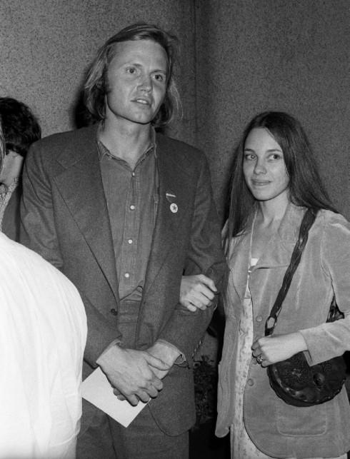 Angelina Jolie' Parents
