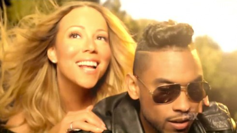 Mariah Carey and Miguel Beautiful music video