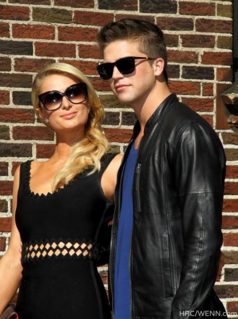Paris Hilton's boyfriend