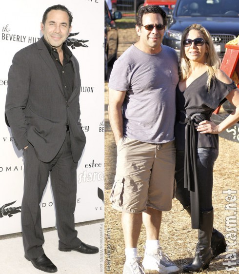 Paul Nassif before and after weight loss photos