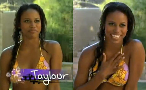 Taylour Paige of Hit the Floor was a Laker Girl