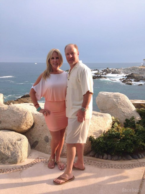 Real Housewives of Orange County's Vicki Gunvalson and Brooks Ayers are back together - May 2013