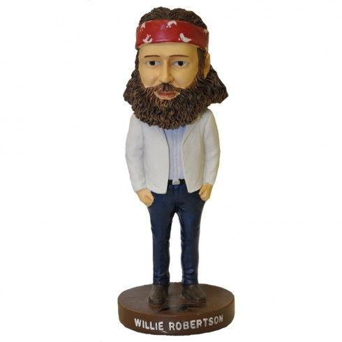 Willie Robertson's bobble head doll