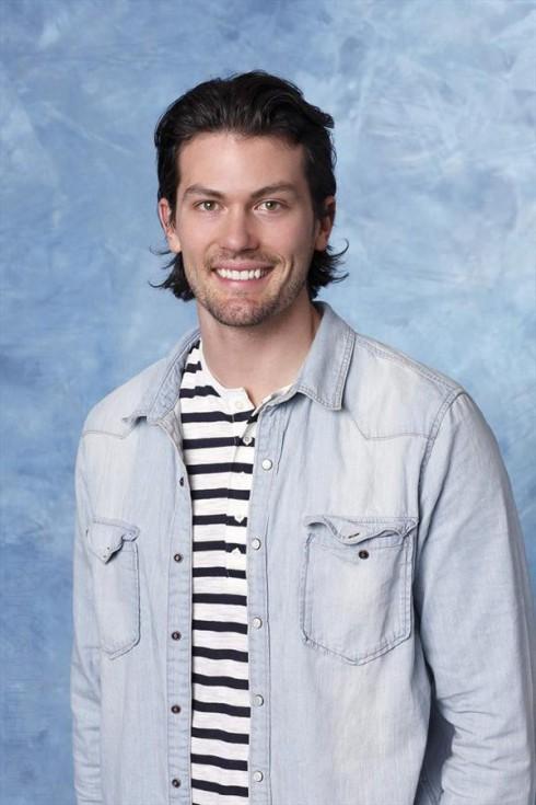 The Bachelorette contestant Brooks Forester from Desiree Hartsock's season