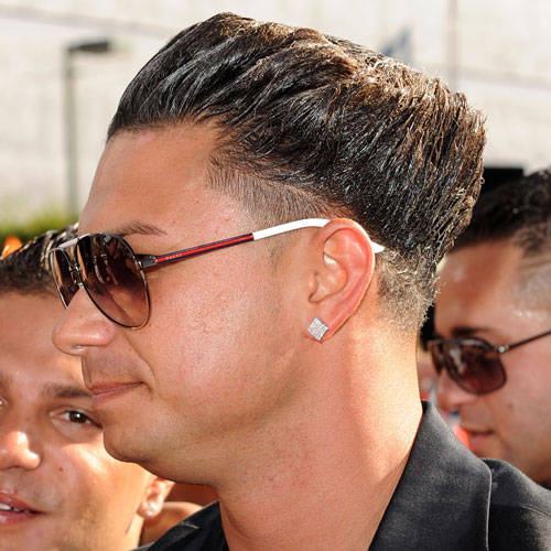 Dj Pauly D Hot Without The Blowout New Hair Great Gatsby