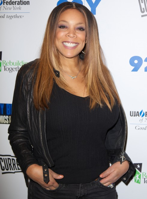 Wendy Williams at Current TV and 92Y Present: 'Joy Behar's Comics with Benefits' A Benefit Performance for Hurricane Sandy Relief in New York City, USA.