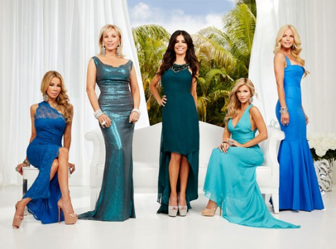 The Real Housewives of Miami season 3 cast photo
