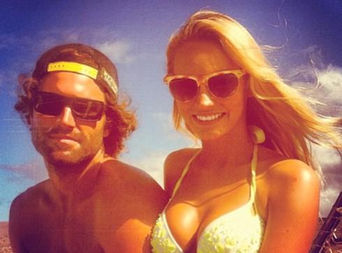 Brody Jenner and model girlfriend Bryana Holly