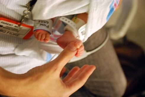 Kathryn Fiore Baby Trauma