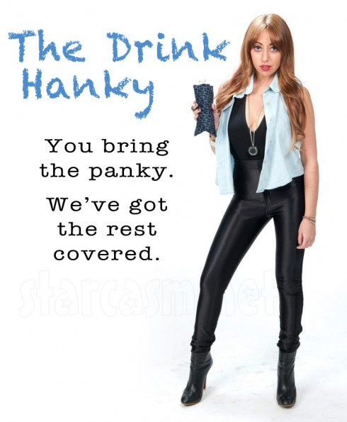 Princesses Long Island Amanda Bertoncini drink hanky ad You bring the panky. We've got the rest covered.