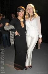 RHONY Aviva Drescher with Amanda Sanders