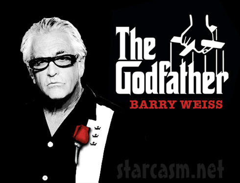 Storage Wars' Barry Weiss as The Godfather