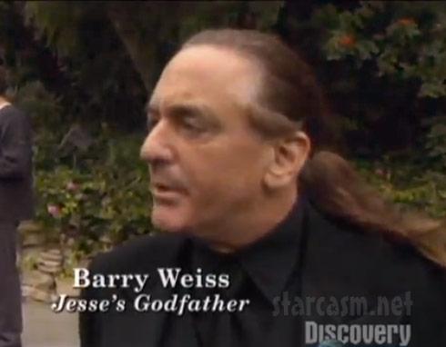 Storage Wars' Barry Weiss at Barry Weiss Jesse James' wedding