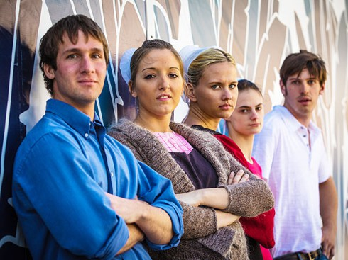 Breaking Amish Season 2 cast Devon Lizzie Iva Betsy Matthew