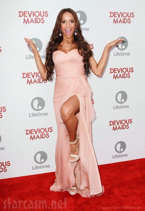 Devious Maids Dania Ramírez as Rosie Falta