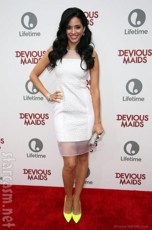 Devious Maids Edy Ganem as Valentina Diaz