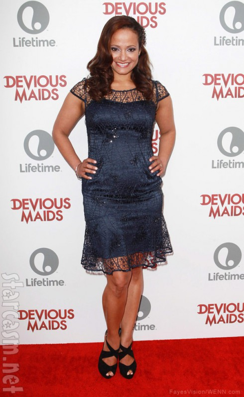 Devious Maids Judy Reyes as Zoila Diaz